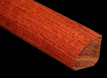 1/2&#034; x 3/4&#034; x 6.5LFT Bloodwood Shoe Molding